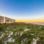 Oceanfront Balconies at Beacher's Lodge