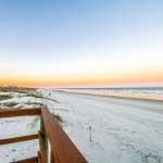 Enjoy boardwalk views at Beacher's Lodge