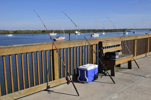 Beacher 39 s lodge oceanfront suites st augustine fl for St augustine fishing pier