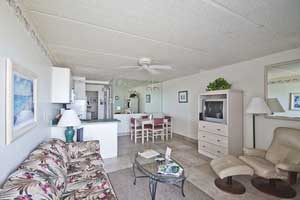 St Augustine Condos Bronze Rated Living Area