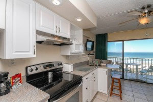 St Augustine Beach Condos Kitchen