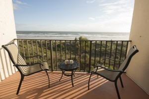 Condos St Augustine FL Gold Rated Porch