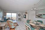 St Augustine Beach Condos Dining Area