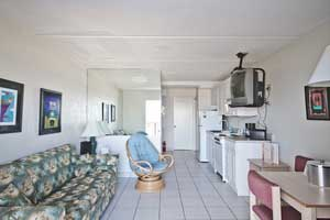 St Augustine Condos Bronze Rated Livingroom