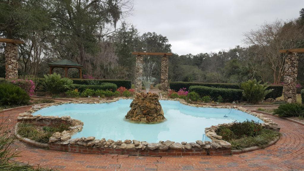 Ravine Gardens Fountain