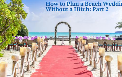 Practical Beach Wedding