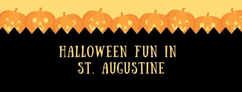 Halloween in St. Augustine