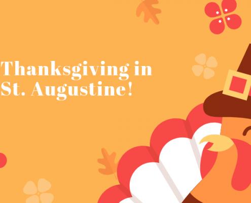 Thanksgiving in St. augustine