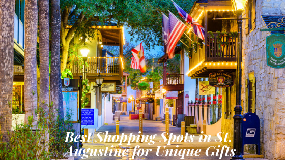 Shopping in St. Augustine