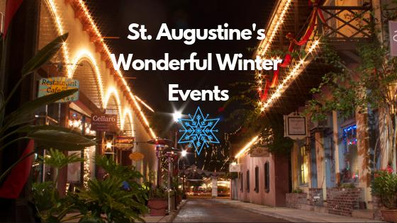 St. Augustine's Winter
