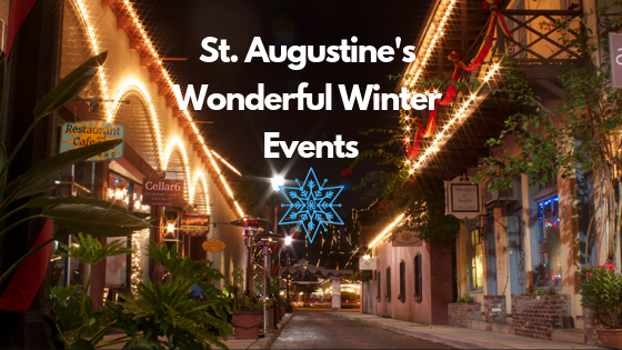 St. Augustine's Winter