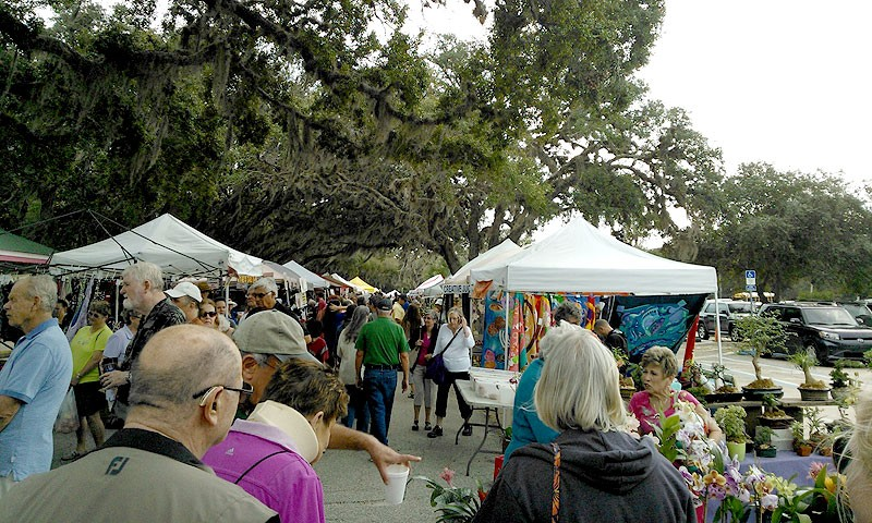 St. Augustine's Amphitheatre Farmer's Market