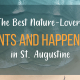Nature-lovers Events in St. Augustine