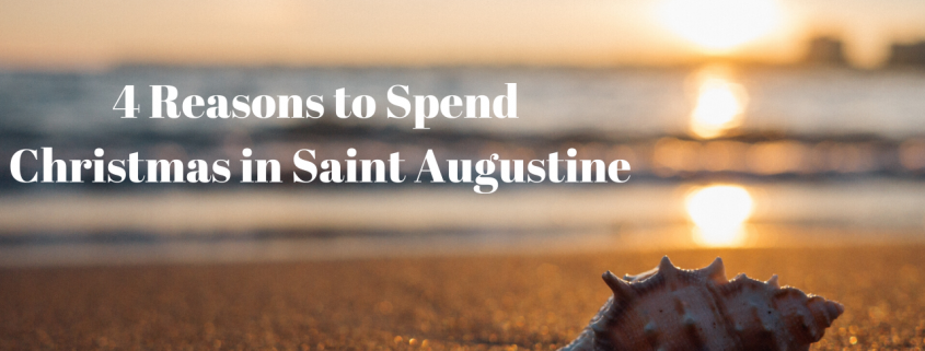 Christmas in St. Augustine
